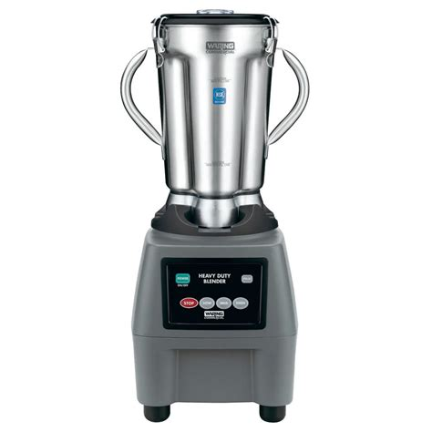 Www Blender waring cb15 1 gallon stainless steel food blender