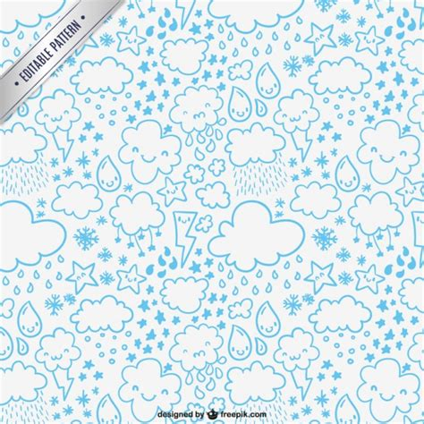 weather pattern image weather pattern vector free download