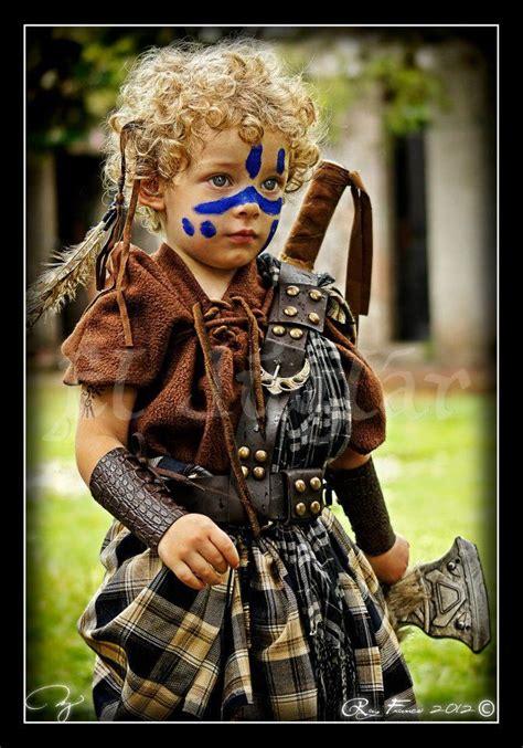 scottish highlander warrior kilts for all fae magic costume pinterest kilts