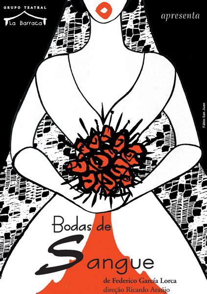 bodas de sangre bodas de sangre poster by sanjuanf on