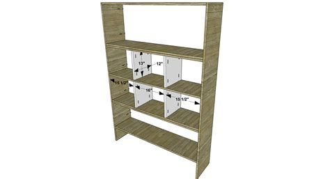 free diy furniture plans how to build a duet bunk bed