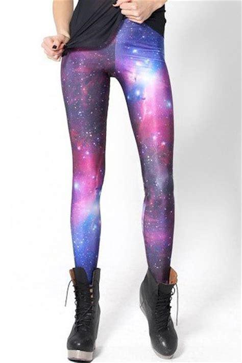 galaxy pattern jeans cute galaxy slim fit fashion leggings on luulla