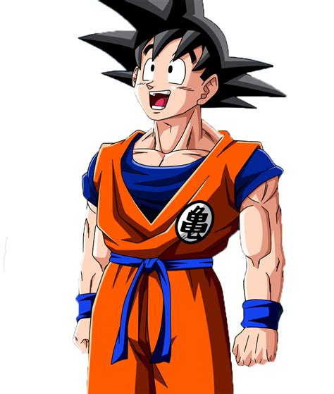imagenes de goku original render goku by lauchaedition on deviantart