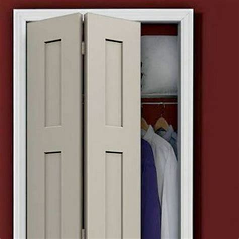 White Closet Door Aries Bi Fold White Closet Door 016 Aries Interior Doors