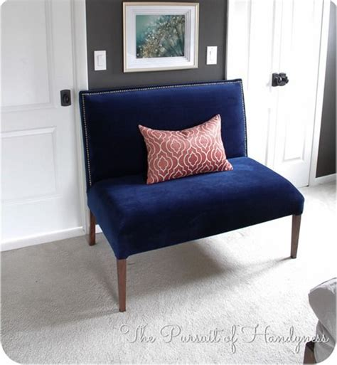 ikea blue velvet ikea hack blue velvet upholstered settee furniture