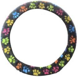 Steering Wheel Covers Paw Prints Pin By Mcgrath On Steering Wheel Covers