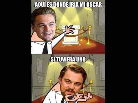 Memes De Leonardo Dicaprio - oscar 2014 memes de leonardo dicaprio alborotan redes