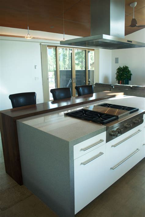 White Kitchen Island With Granite Top engineered quartz northern arizona stone creations