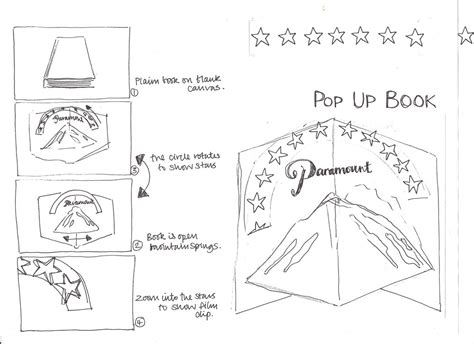 How To Make A Pop Up Book Out Of Paper - pop up book twentysomething