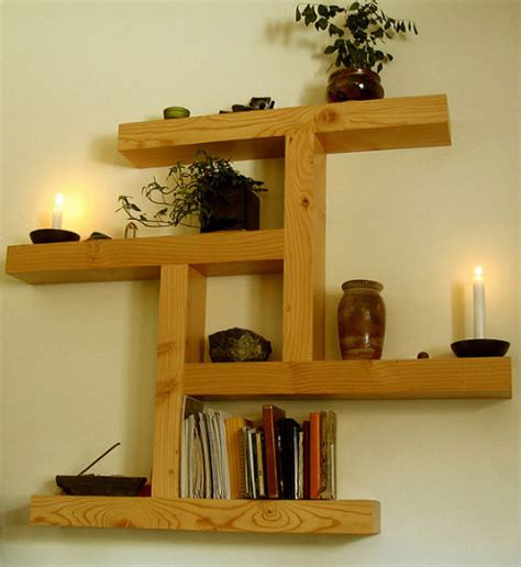leftover wood wall shelf wall shelf