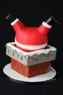 weihnachtsmann kuchen cake cakestories ca