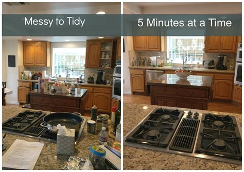 5 minute kitchen cleaning tips for busy moms juggling busy mom busy life getting real with tidying up momma can