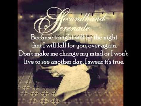 fall for you secondhand serenade mp3 4 30 mb fall for you secondhand serenade lyrics download mp3