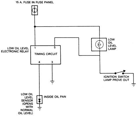 Repair Guides Sending Units Low Oil Level Sensor