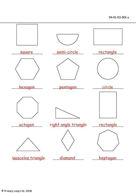 printable shapes for first grade free printable math worksheets for 1st grade geometry 3d