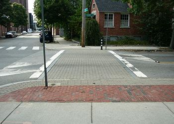 Speed Tables by A Residential Area Wants A Speed Hump Or Speed Table