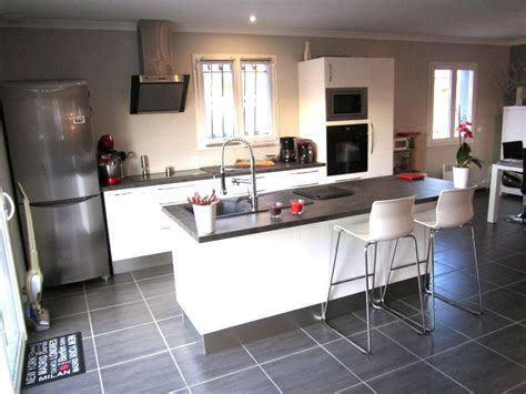 cuisine laque blanc cuisine blanc laqu 233 photo 1 1 3513738
