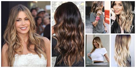 hairstyles color trends balayage 2017 hair color trends fashion tag blog