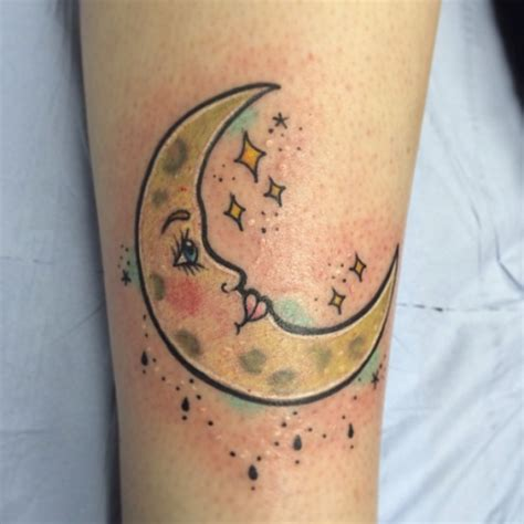 moon tattoo tumblr moon cycle