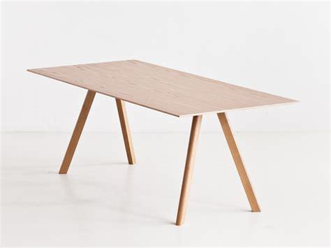 Hay Copenhagen Desk by Buy The Hay Copenhague Table Cph30 With Slanted Legs At