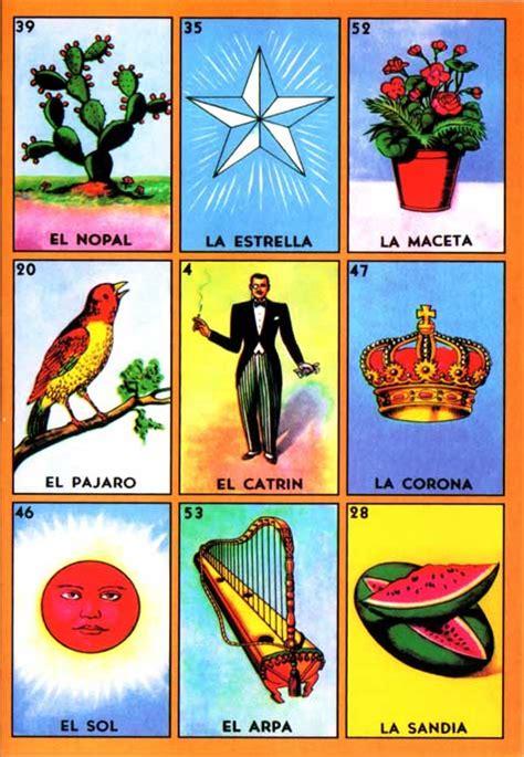 tablas de loteria mexicana para imprimir tablas de loteria mexicana para imprimir gratis imagui