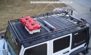 gobi jeep jk rack stealth ranger roof rack