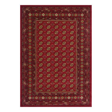 Natco Rugs by Natco Kurdamir Boukara Crimson 7 Ft 11 In X 11 Ft 2 In