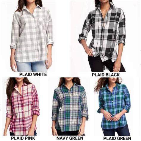 Blouse Zaneta Baju Atasan Wanita Big Size Murah Berkualitas navy baju branded wanita atasan kemeja blouse flanel big size branded jumbo wanita murah