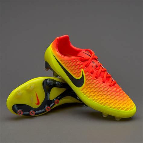 Sepatu Bola Nike Magista Opus 2 Volt White Fg Replika Import sepatu bola nike magista opus fg total crimson black bright citrus