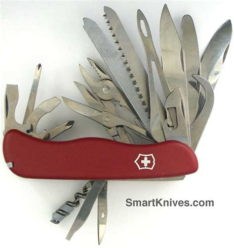 workch xl victorinox workch xl 111mm swiss army knife