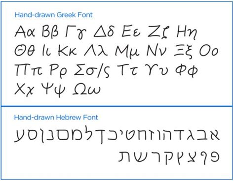 free greek and hebrew fonts for your computer faithlife blog