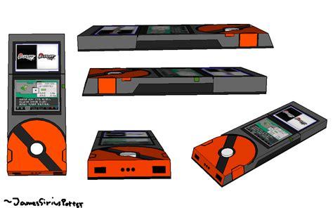 Pokedex Papercraft - pokedex papercraft templates images images