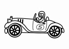 dibujos colorear coches carreras az dibujos colorear