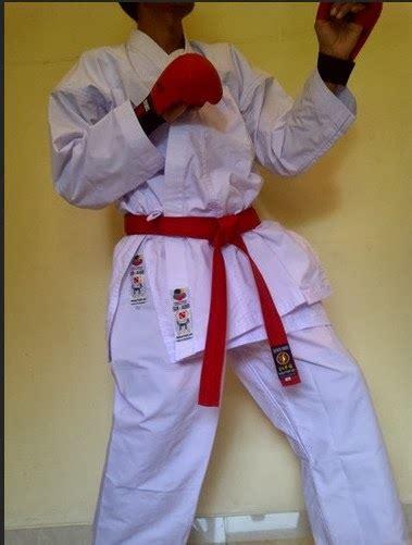 Baju Karate Tokaido Kumite jual peralatan beladiri karate lengkap info karate