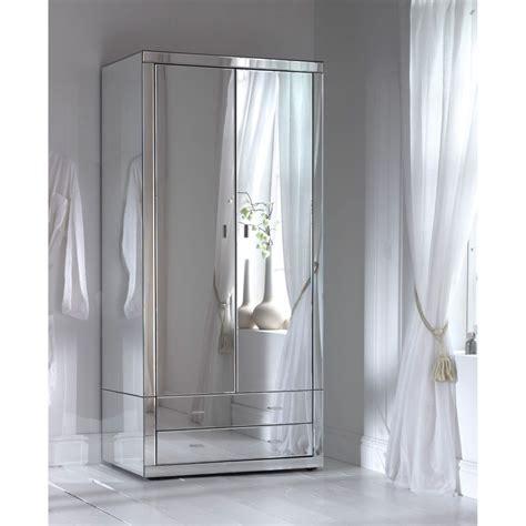 romano mirrored wardrobe furniture from