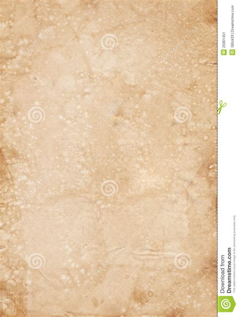 How To Make Aged Paper - aged paper texture stock image image 25961451