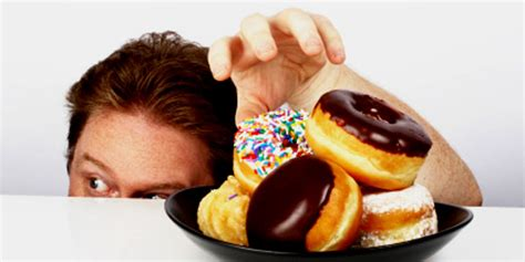 Detoxing From Junk Food Withdrawal Symptoms by Sugar Food Addicts Suffer Like Withdrawal Symptoms