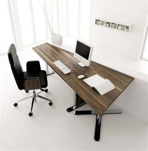 Office Desks Contemporary 10 Modern Home Office Desks Ideal For Work Inspiration Nimvo Interior Design Luxury Homes
