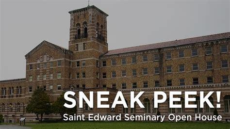 Mba In Finance St Edwards by Edward Seminary Open House Sneak Peek