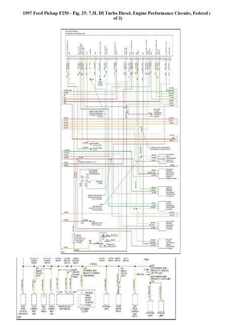 Wiring Diagram 2000 Ford Excursion Limited Wiring Diagram