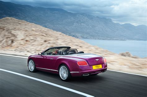 bentley continental convertible 2013 bentley continental gt speed convertible