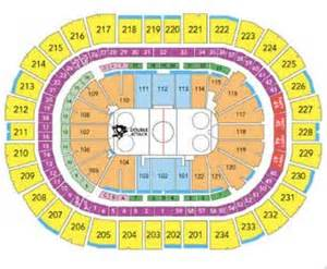 consol energy seating chart consol seating chart ppg paints arena seating charts