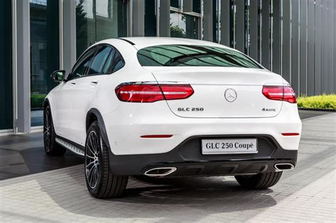 Mercedes 4matic by Mercedes Glc 250 4matic Coup 233 Launched All Yours For
