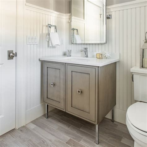 get the look for less bathroom vanity metropolitan cabinets