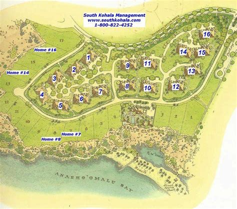 waikoloa resort map kolea at waikoloa check in directions maps