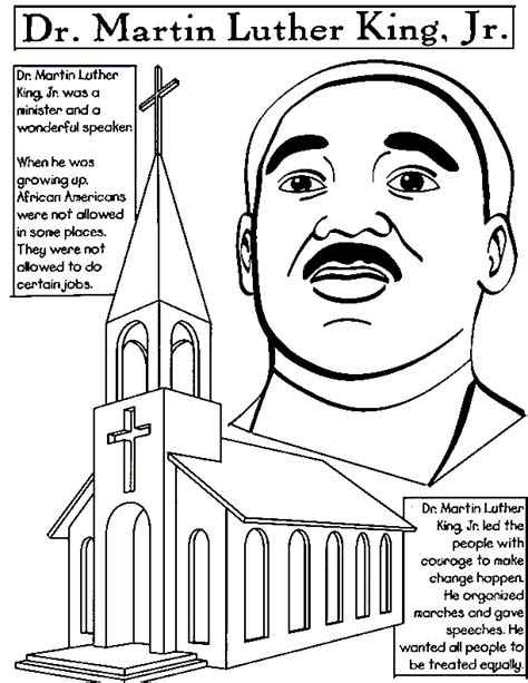 martin luther king jr coloring pages coloring home martin luther king jr coloring pages for kids coloring home