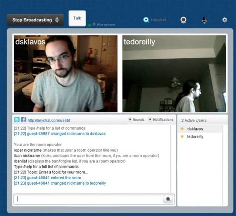 Tinychat Live Room by Image Gallery Tinychat Flash