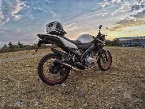 Knalpot Racing Buat Yamaha Vixion New R15 Xabre knalpot racing yang bagus buat vixion suara ngebass