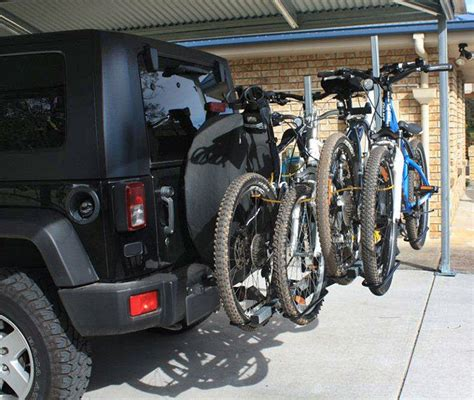 Jeep Bike Racks by Jeep Wrangler Unlimited Bike Rack Car Interior Design