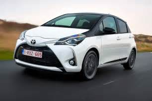 Toyota Yaris 2017 Toyota Yaris Facelift 2017 Review By Car Magazine